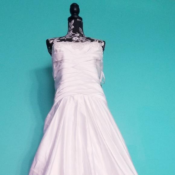 David\'s Bridal Plus Size Wedding Dress Boutique
